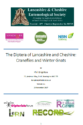 Checklist document for Lancs and Cheshire Craneflies