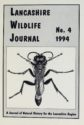 Lancashire Wildlife Journal Vol. 4
