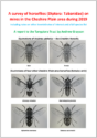 A survey of horseflies (Diptera: Tabanidae) on mires in the Cheshire Plain area during 2019