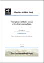 Heteroptera and Diptera surveys on the Cholmondeley Estate